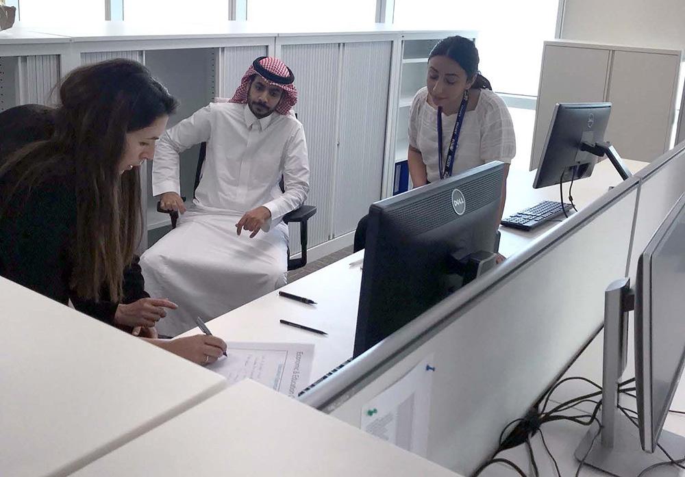 AECOM graduate designer Doha
