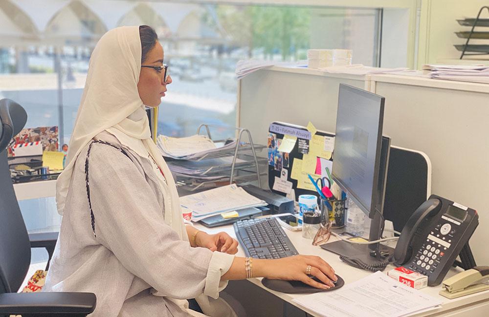 AECOM Saudi Arabia woman