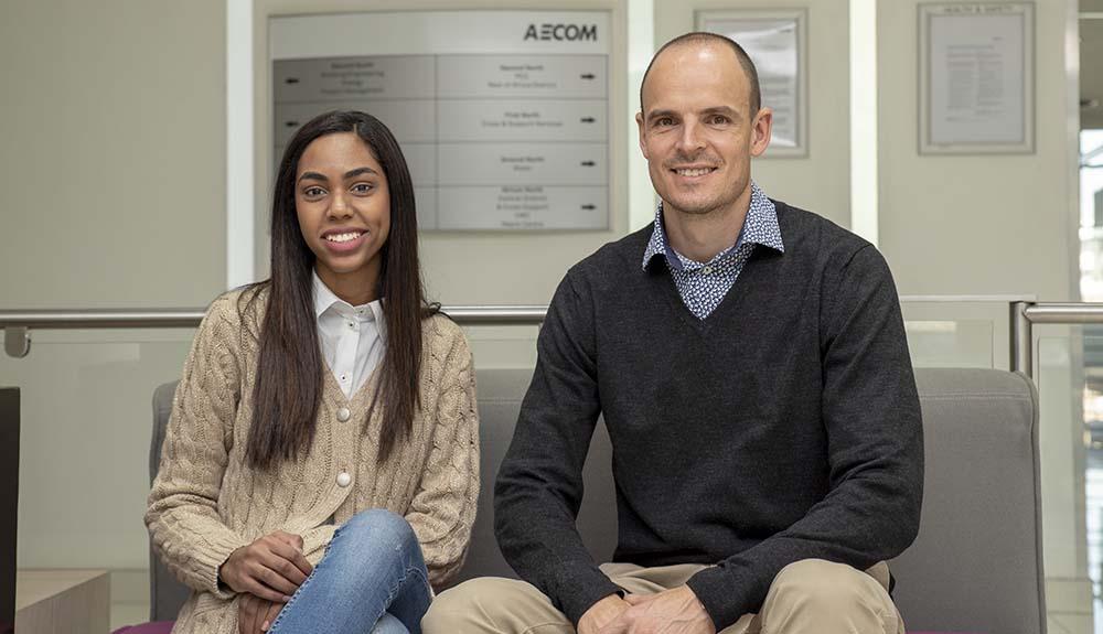 AECOM careers mentor