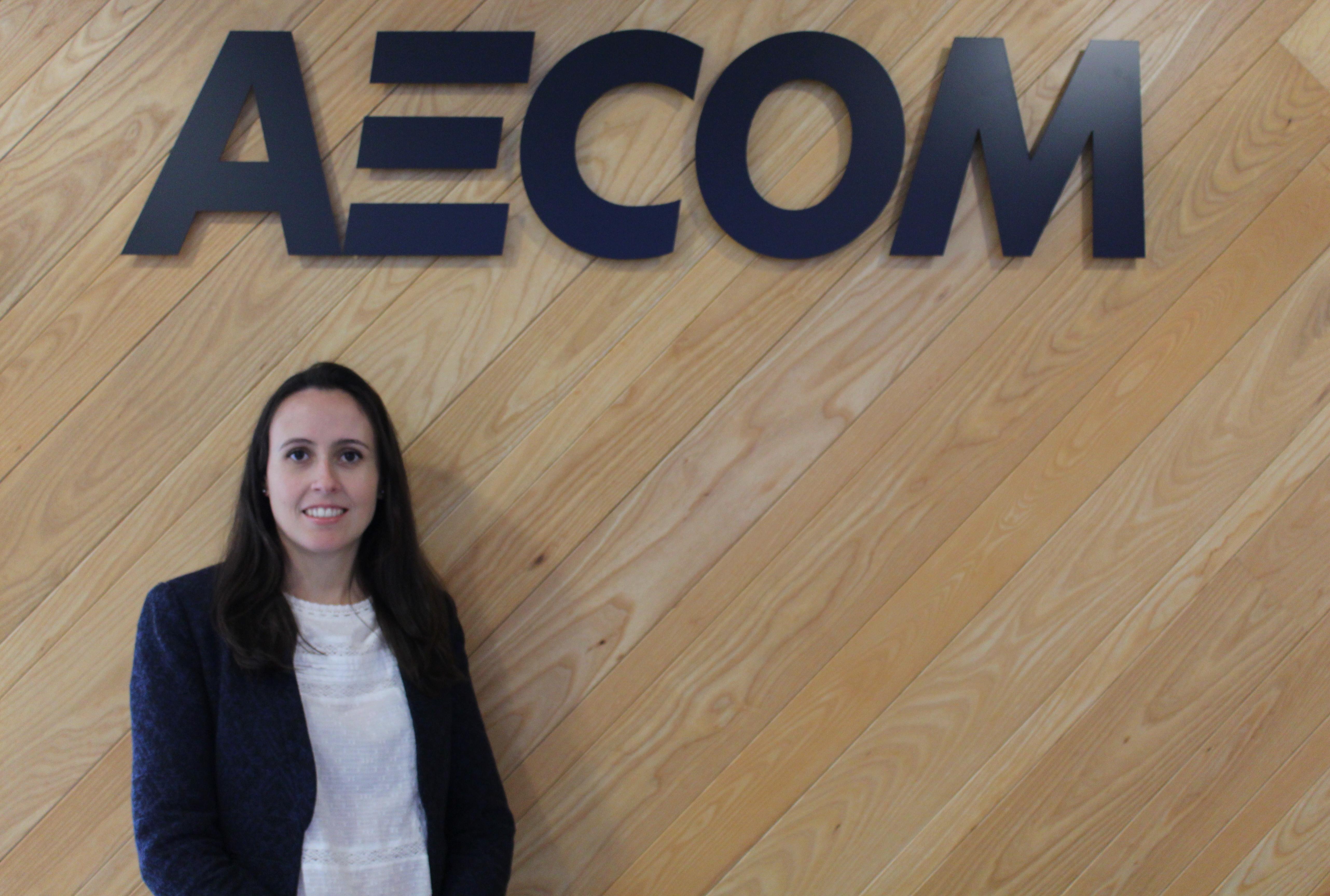 AECOM Nerea engineer career advice