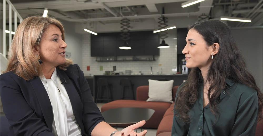 AECOM Lara Poloni interview