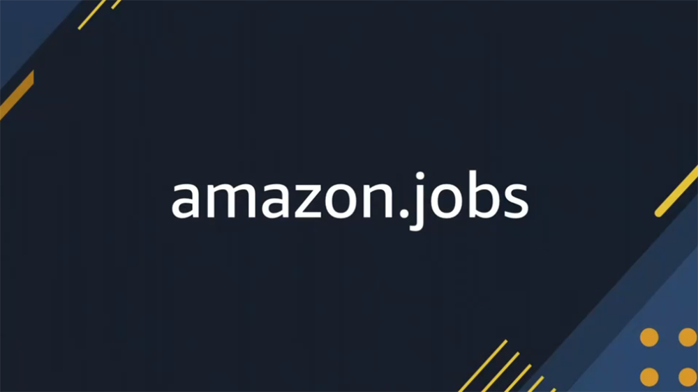 Amazon jobs