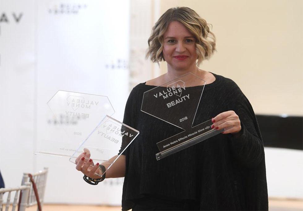 Avon Lucija awarded
