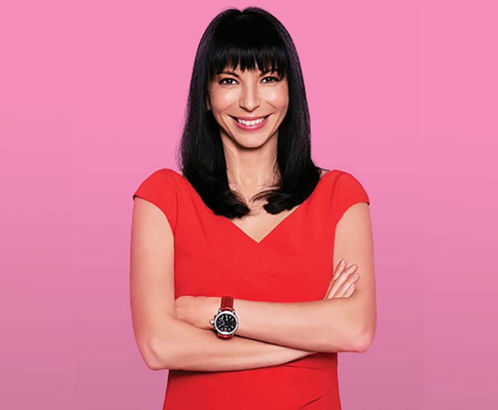Avon CEO Angela Cretu
