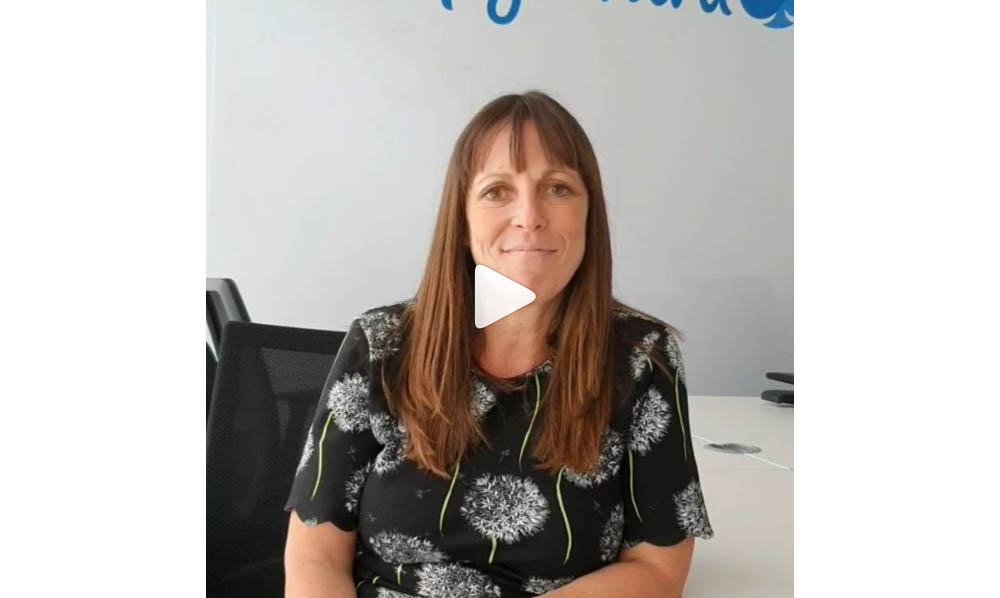 Capgemini Lisa Eckersley instagram video