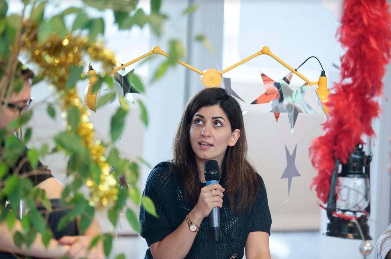 Capgemini Anahita digital transformation consultant