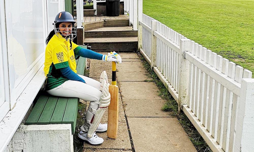 Shaa Ravi Capgemini Cricket