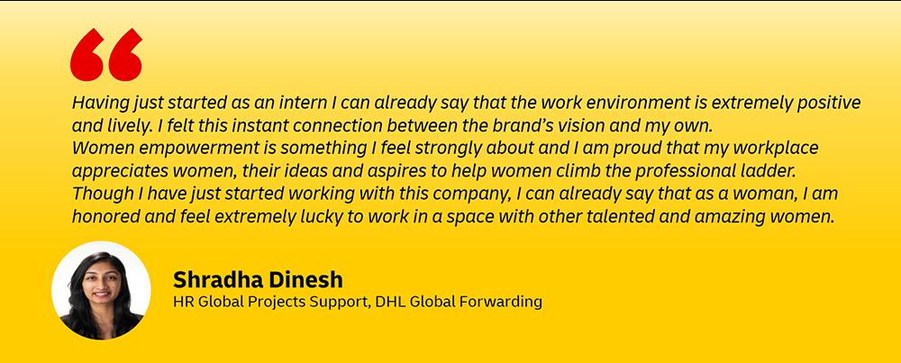 Apply for DHL internships