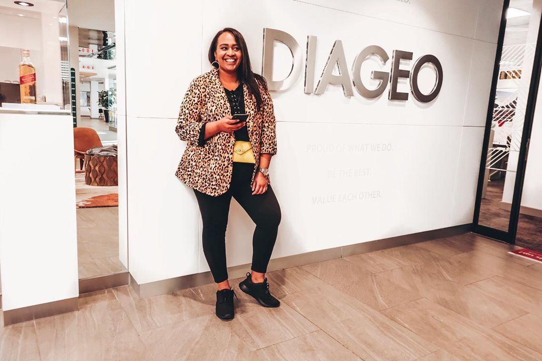 Diageo Digital Manager Desh