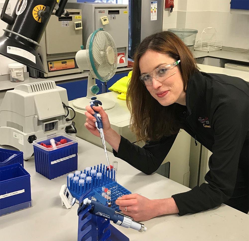 Katherine Montgomery Diageo graduate STEM