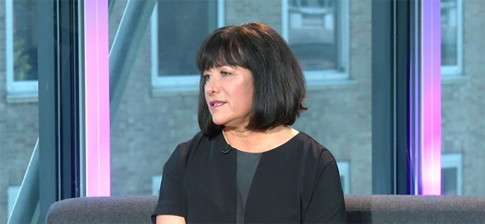 Syl Saller Diageo Chief Marketing Officer