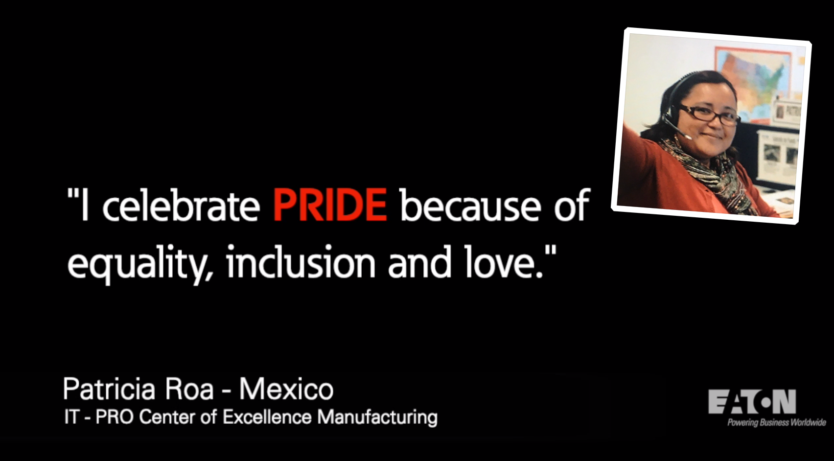 EATON Pride - diversity and inclusion - LGBTQ