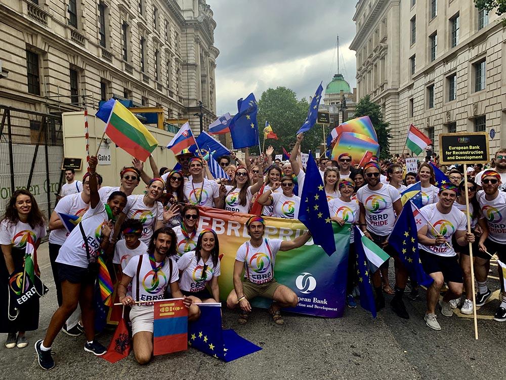 EBRD pride diversity network - Spectrum