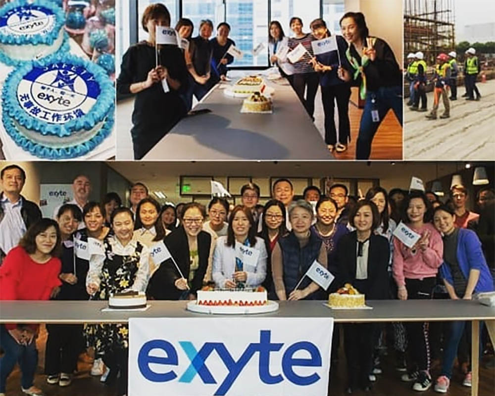 China Exyte women