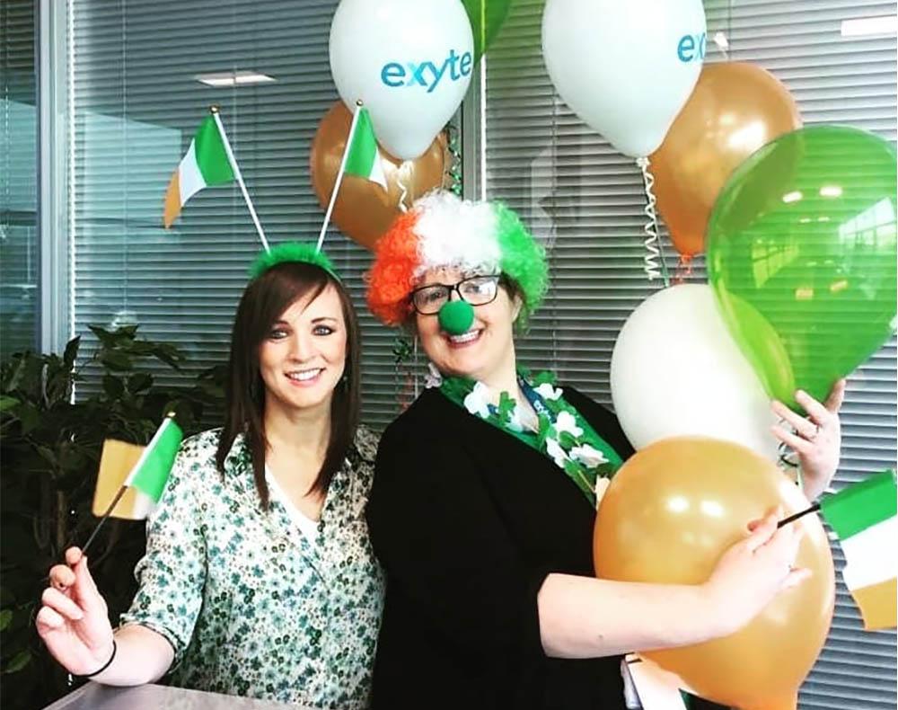 Ireland Exyte women
