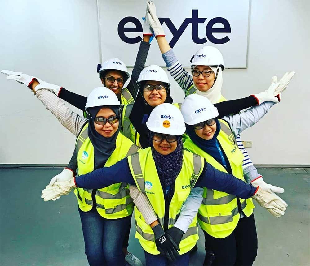 Exyte Singapore