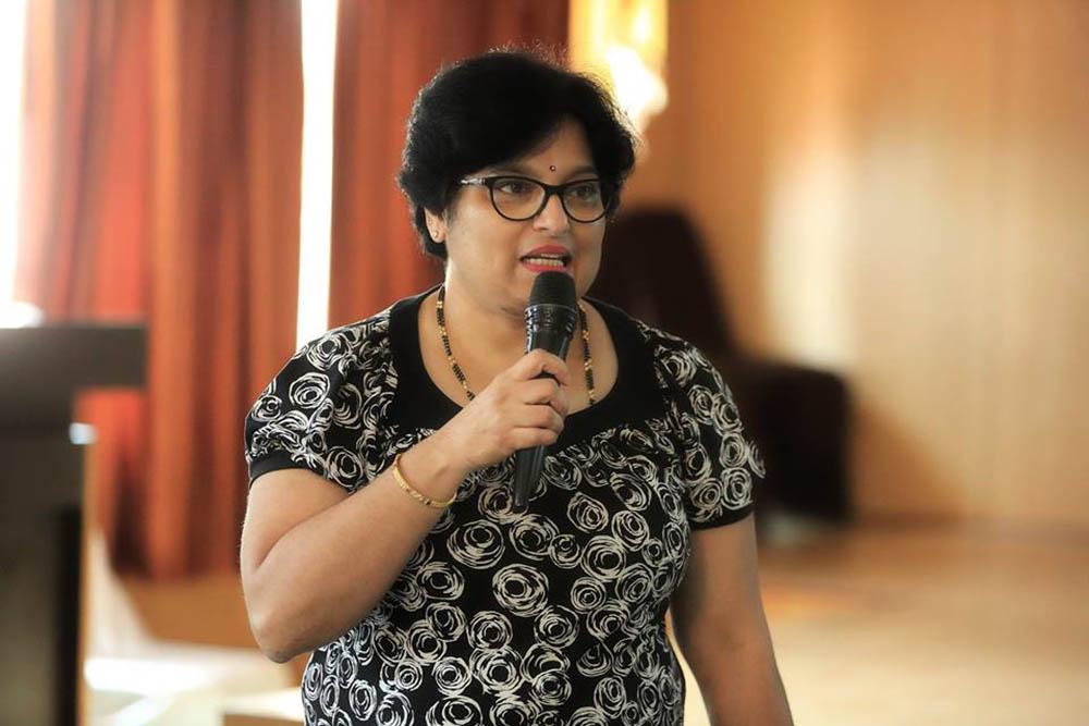GSK India Brinda Bhaskar