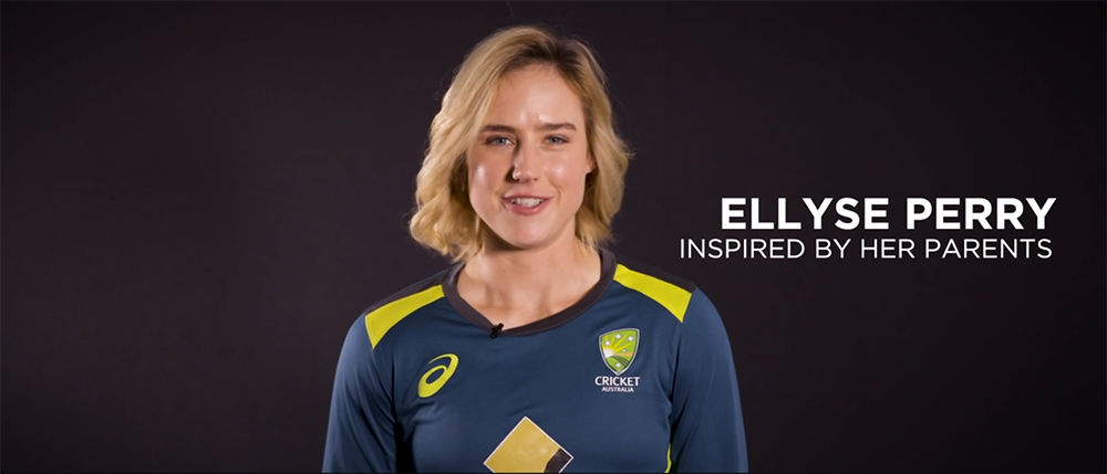 HCL - Ellyse Perry Cricket Australia