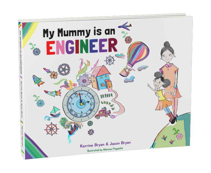 Book - My Mummy Is An Engineer