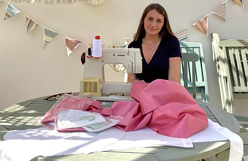 NTU Hannah Bond - fashion design studies