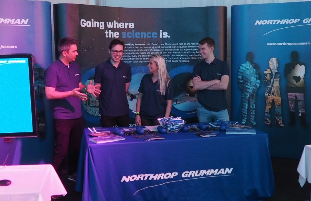 Northrop Grumman cyber career opportunities