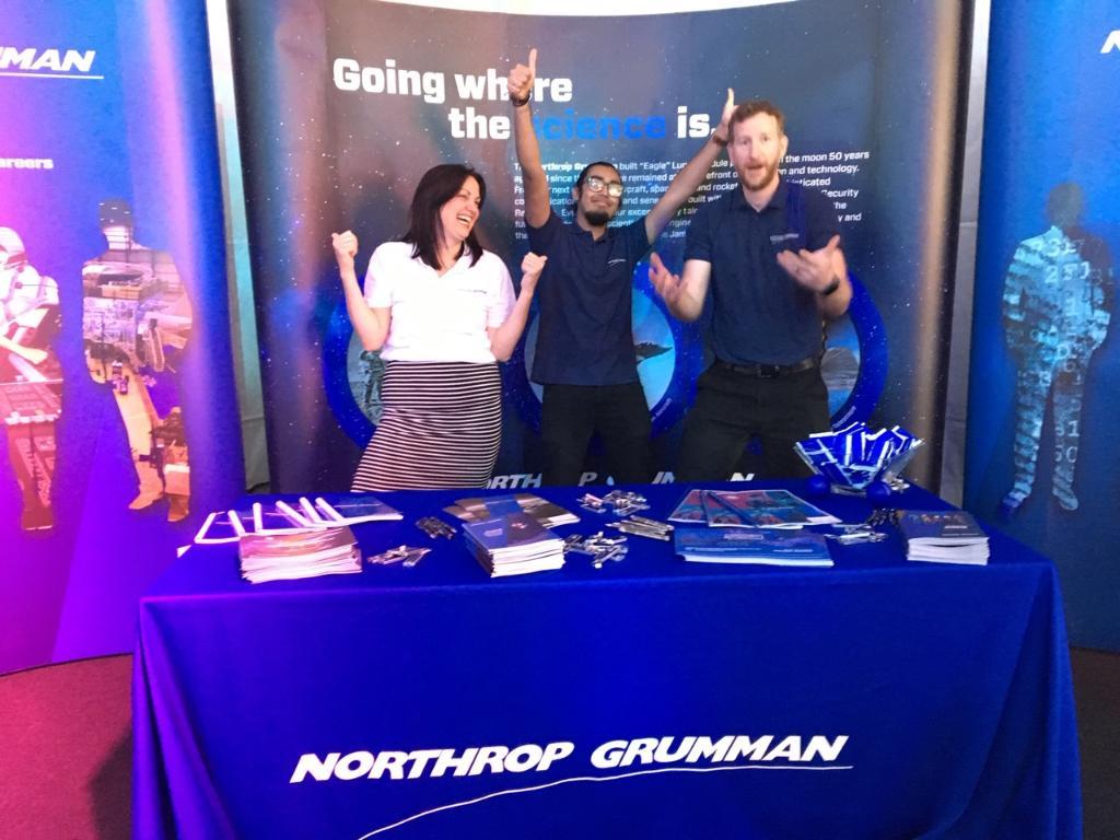 Northrop Grumman science festival