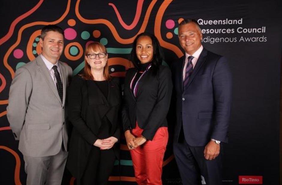 Rio Tinto award winning Indigenous support