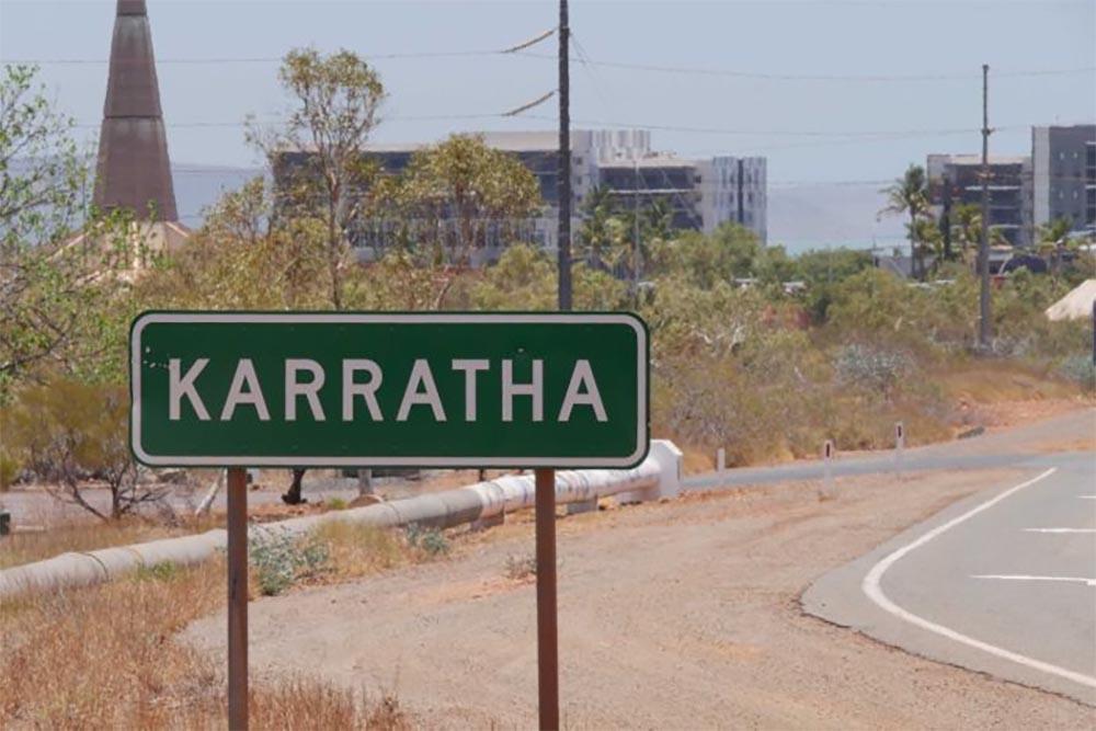 Rio Tinto Karratha Australia
