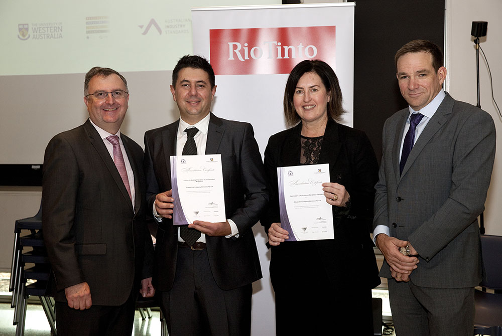 Rio Tinto launches pioneering automation courses
