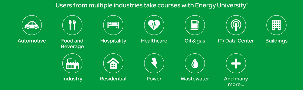 Schneider Electric - Energy University courses