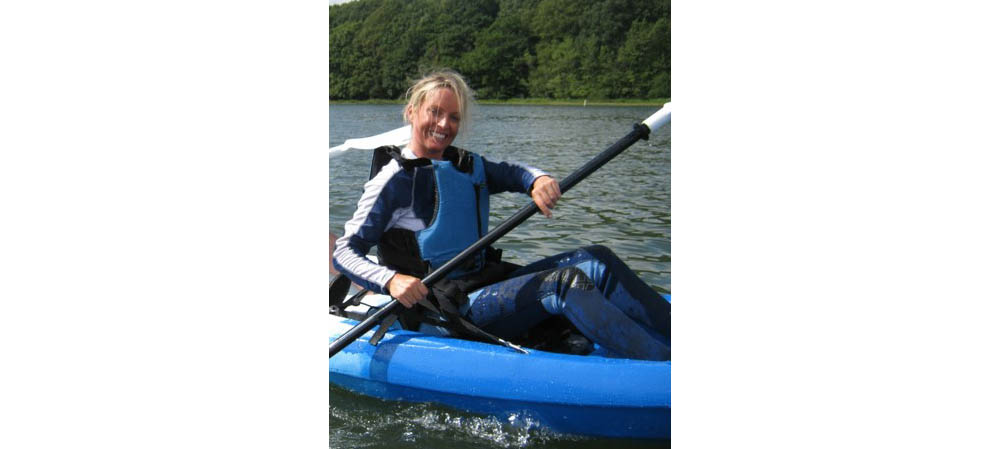 Sally McLaughlin outdoor hobbies Schneider Electric
