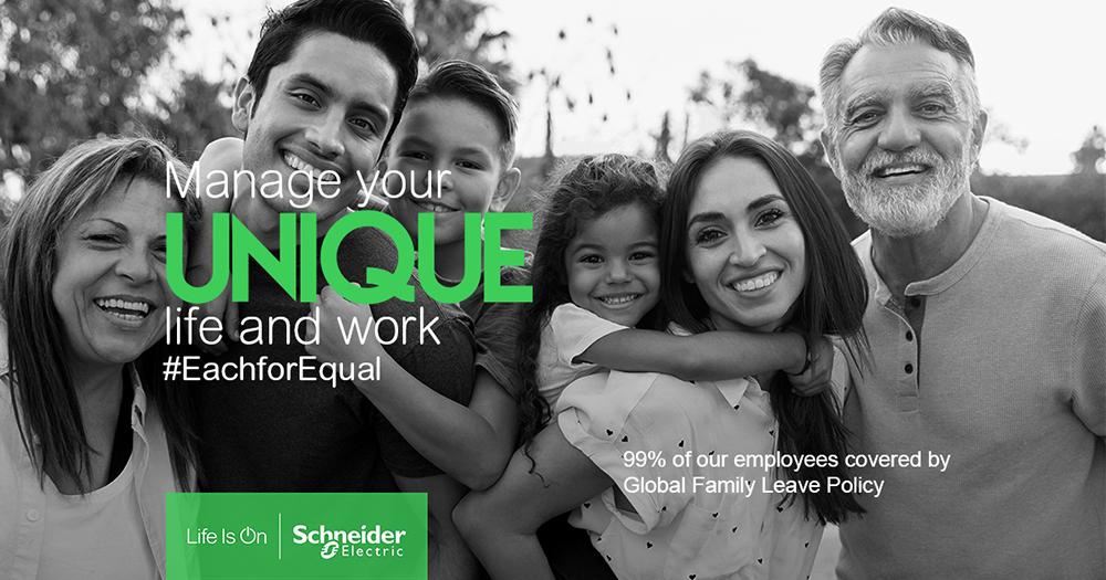Schneider Electric EachforEqual