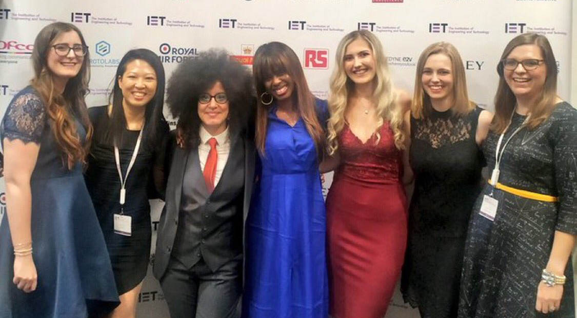 The IET awards