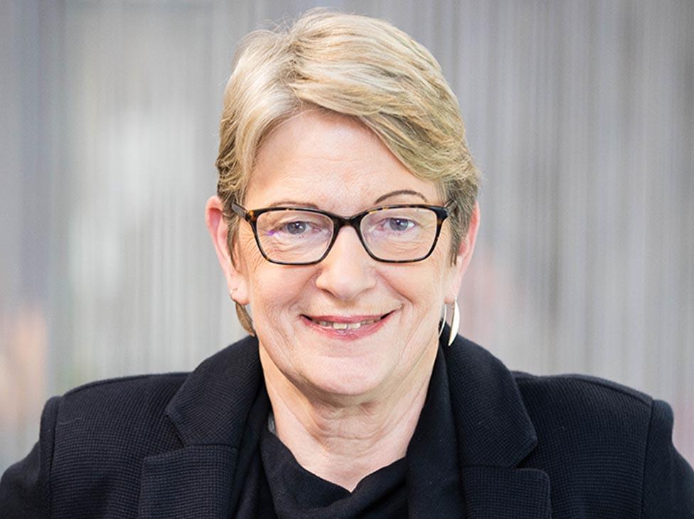 Professor Sue Yeandle Sheffield