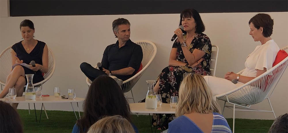 diageo cmo syl saller - cannes lion presentation
