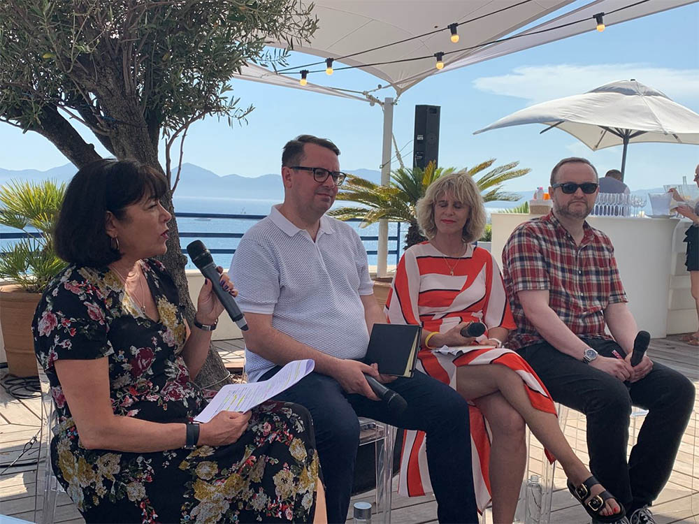 diageo cmo syl saller - cannes lion