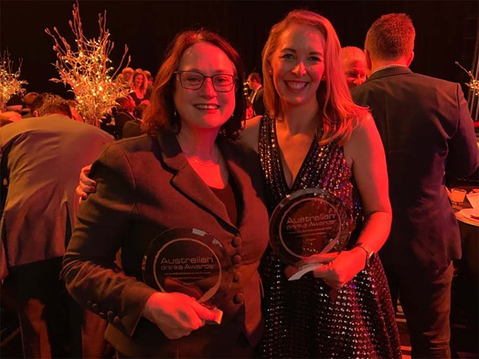 Diageo Australian drinks awards