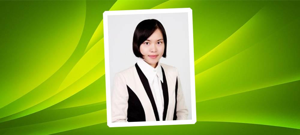 Schneider Electric Go Green woman