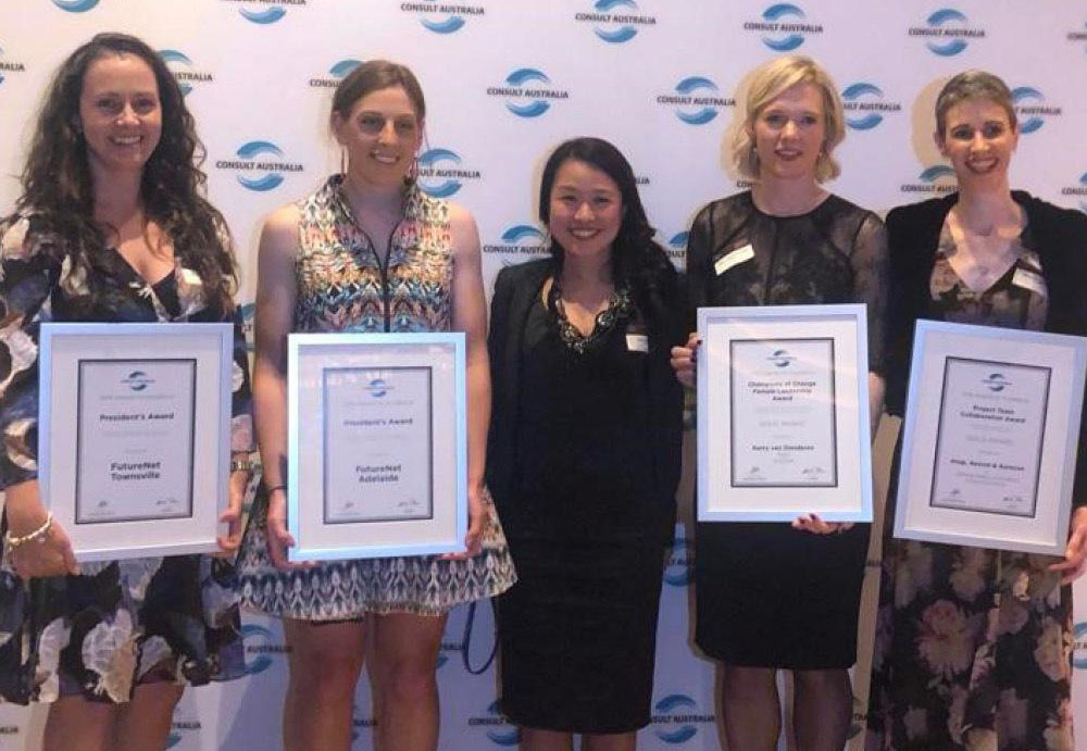 AECOM women honoured at Awards for Excellence