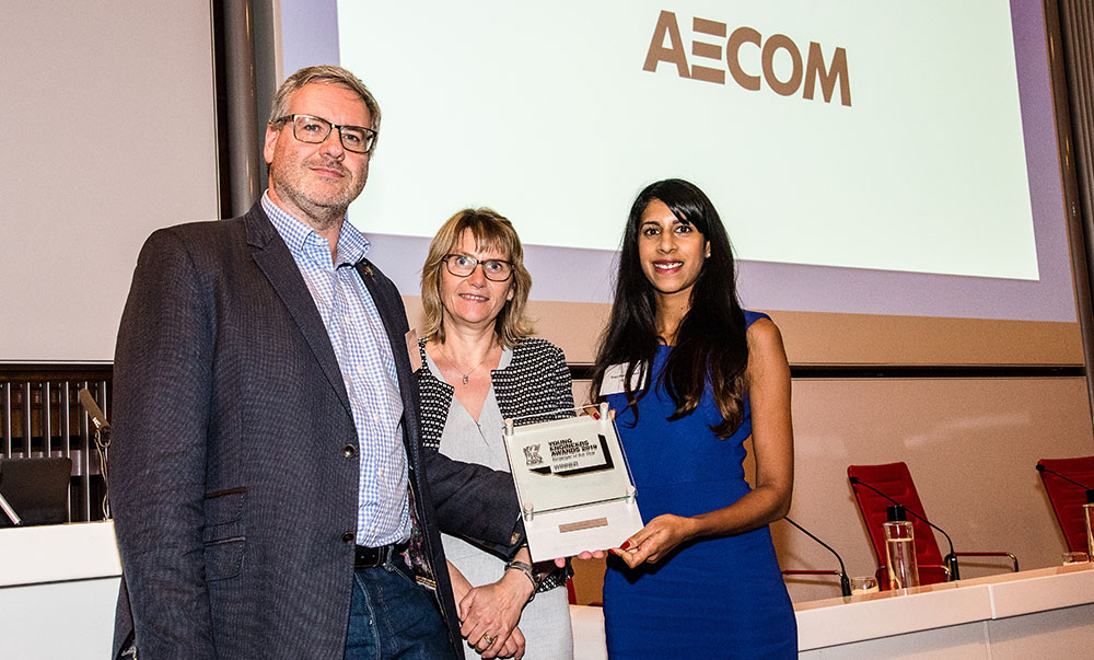 AECOM named Employer of the Year at Young Engineers Awards