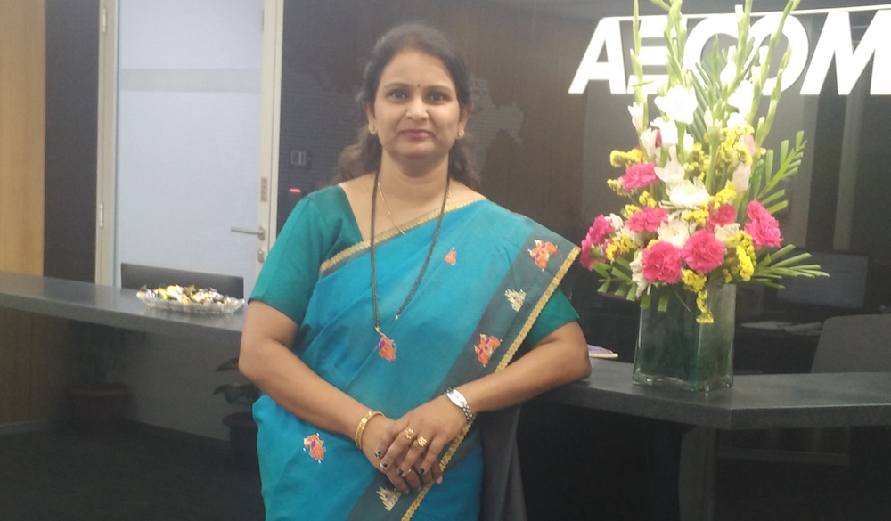Mamatha proud of electrical engineering achievements