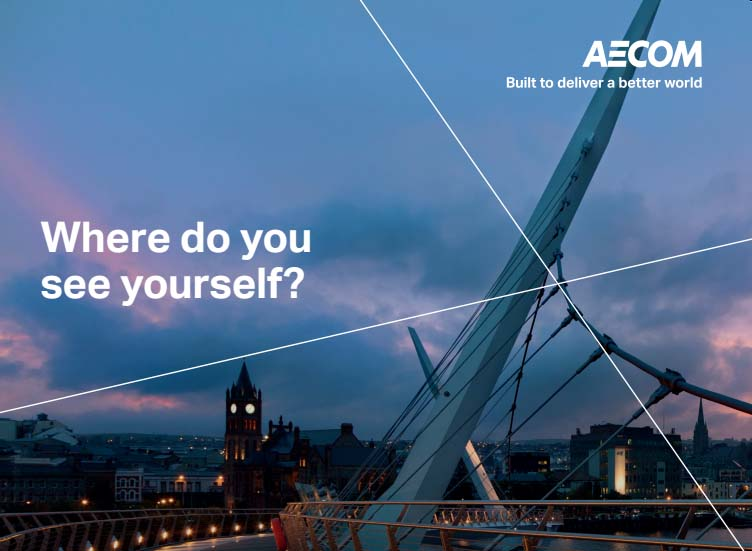 AECOM women discuss engineering career pathways