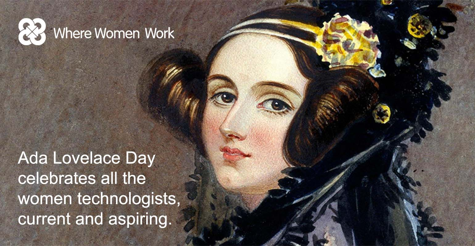Ada Lovelace Day celebrates the achievements of women in STEM