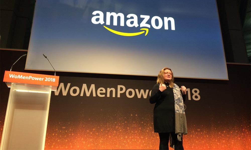 Amazons Ingrid Ebner provides inspiring career insights