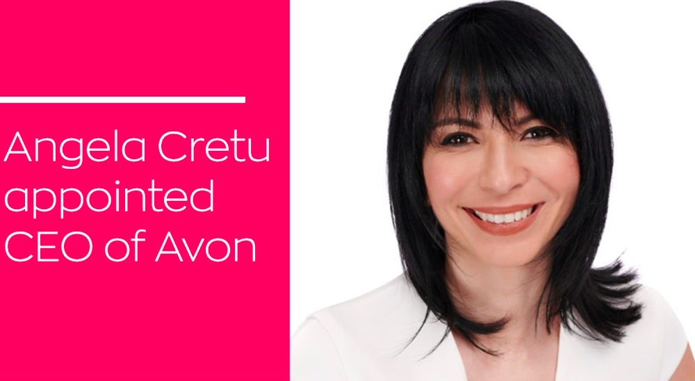 "Avon CEO Angela Cretu: ""This is not just a job, its a calling"""