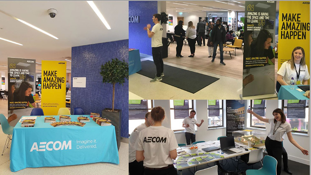 AECOM runs Apprentice open evening to encourage new talent