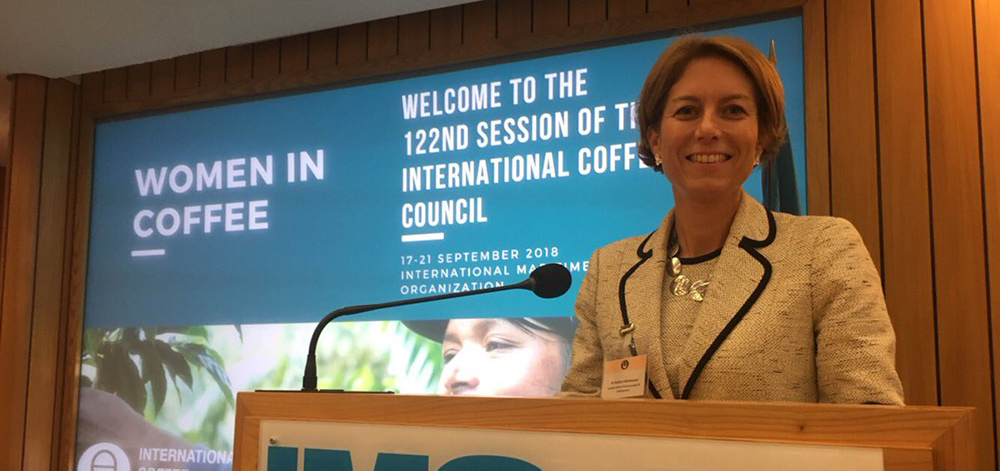 EBRD supports gender equality in the coffee sector