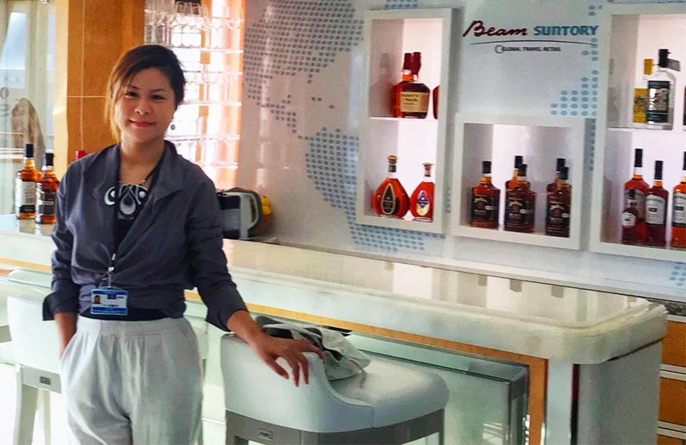 Learn about the role of a Beam Suntory Senior Account Manager