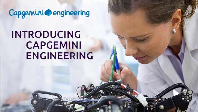 Capgemini Engineering unveiled to consolidate engineering and R&D