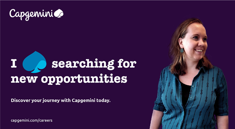 Discover Giselles journey to find her perfect role at Capgemini